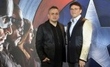Sutradara Joe Russo (kiri) dan Anthony Russo.