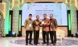 Syariah menyepakati kerja sama dengan Pegadaian pembiayaan dan layanan keuangan syariah untuk transaksi dan likuiditas.