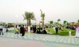 Taman King Abdullah Malaz dan museum diperkirakan menjadi tujuan wisatawan domestik selama musim haji di Arab Saudi