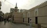 Jasa Sayyidah Nafisah, Guru Imam Syafi'i. Foto Ilustrasi: Tampilan luar Masjid Imam Syafi