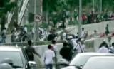 Tawuran pelajar di Jakarta