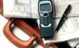 Telepon seluler/ponsel jadul (ilustrasi)