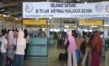 Tenaga kerja Indonesia tiba di Tanah Air