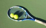 Tenis. Ilustrasi