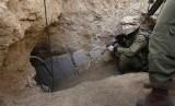 Israel Temukan Terowongan Lintas Batas di Jalur Gaza