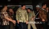 Tersangka kasus dugaan penistaan agama Basuki Tjahaja Purnama alias Ahok