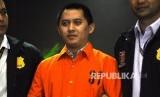 Tersangka kasus penipuan calon jamaah umrah, Andika Surachman.