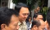 Tersangka kasus penistaan agama Basuki Tjahaja Purnama (Ahok)