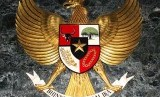 The coat of arms of Indonesia, Garuda Pancasila (illustration)