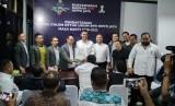 Tiga bakal calon ketua umum (balontum) Hipmi Jaya telah mendaftarkan diri ke panitia Musyawarah Daerah XVII Hipmi Jaya.