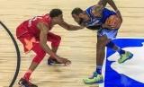 Tim LeBron memenangkan NBA All Star 2020 melawan tim Giannis dalam laga sengit yang berkesudahan 157-155 di United Center, Chicago pada Ahad waktu setempat (Senin pagi WIB).
