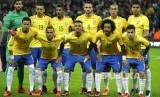 Neymar Tampil, Ini Susunan Pemain Utama Brasil vs Swiss