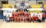 Timnas basket putra Indonesia bersiap melakoni kualifikasi FIBA Asia. (ilustrasi)