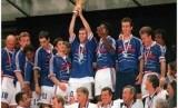 Timnas Prancis kali pertama juara di Piala Dunia 1998.