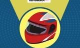 Tips memilih helm motor.