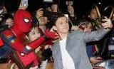 Pemeran Spider-Man, Tom Holland.