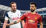 Infografis Tottenham Vs Man United: Ancaman Iblis Merah