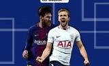 Tottenham wajib menang melawan Barcelona.