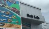Toyota cabang Awaluddin Makassar, Jumat (9/11).