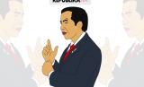 Tren Elektabilitas Jokowi-Ma'ruf