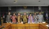 Tujuh anggota baru Komisi Nasional Hak Asasi Manusia Koordinator Subkomisi Pemajuan HAM dan Komisioner Pendidikan dan Penyuluhan