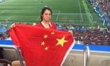 Turis Cina di Piala Dunia 2018