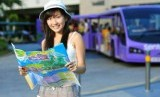 Turis Cina hobi berlibur ke luar negeri (Ilustrasi)
