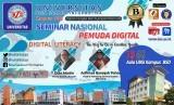 UBSI Kampus BSD akan menggelar seminar pemuda digital.