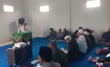 Ulama di Kota Tasikmalaya menggelar rapat di Pondok Pesantren An Nur Jarnauziyyah, Rabu (14/2). Sekitar 300 ulama hadir dalam rapat tersebut.