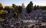 Israel Pasang Lebih Banyak Pengeras Suara di Masjid Al Aqsa