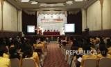 Universitas Hindu Indonesia (UNHI) menggelar Seminar Nasional yang bertema Membangun Wawasan Kebangsaan Dalam Menanggulangi Radikalisme
