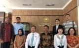 Universitas Muhammadiyah Malang (UMM) kembali menjajaki kerjasama dengan Guangzhou University, Republik Rakyat Cina (RRC).