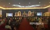 Universitas Ahmad Dahlan (UAD) Yogyakarta menggelar prosesi wisuda di Jogja Expo Centre (JEC) (ilustrasi)