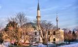 Vienna Islamic Center dibangun dari 1975 hingga 1979. Masjid ini menjadi pusat kegiatan amaliyah selama Ramadhan bagi Muslim Austria, mampu mengakomodasi 8 persen dari 430 ribu Muslim yang tinggal di negeri ini.