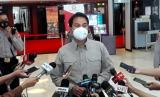 Wakil Ketua Dewan Perwakilan Rakyat (DPR) Azis Syamsuddin