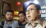 Wakil Ketua DPR RI, Fadli Zon