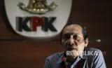 Wakil Ketua Komisi Pemberantasan Korupsi (KPK) Saut Situmorang.