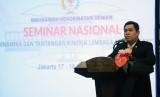 Wakil Ketua Komisi III Adies Kadir.