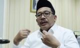 Waketum MUI: Jakarta Kawasan Boleh tidak Sholat Jumat. Wakil Ketua Umum Majelis Ulama Indonesia (MUI) Zainut Tauhid Sa'adi