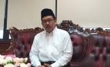 Perusakan Mushala, Wamenag Minta Masyarakat Tenang. Foto: Wakil Menteri Agama (Wamenag), KH Zainut Tauhid Sa