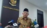 Wakil Presiden Maruf Amin harap kerukunan beragama tidak dicederai oleh siapapun.
