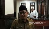 Wakil Walikota Malang, Sutiaji sesuai Rapat Paripurna di Gedung DPRD Kota Malang, Rabu (3/1).