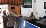 Wali Kota Sukabumi Achmad Fahmi melakukan pemantauan langsung tingkat kehadiran aparatur sipil negara (ASN) pada hari pertama setelah masa cuti bersama hari raya Idul Fitri, Senin (10/6).