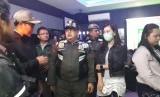 Wali Kota Sukabumi, Achmad Fahmi memimpin operasi yustisi gabungan tempat hiburan malam, Jumat (28/2) malam.