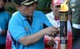 Walikota Cirebon Nasrudin Azis