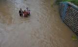 Banjir Jember, Jawa Timur. [Ilustrasi]