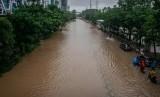 Daftar Daerah di Jakarta yang Terendam Banjir