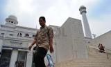 Masjid Agung Al-Azhar, Jakarta. (Republika/ Tahta Aidilla)