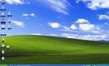 Windows Desktop. Ilustrasi