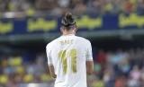 Penyerang sayap Real Madrid, Gareth Bale.